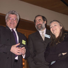 Tim Lister, Hanneke and Karol Frühauf